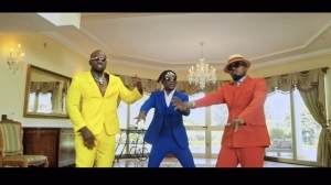 Kofi Jamar ft Ice Prince & Khaligraph Jones – In The City (Music Video)