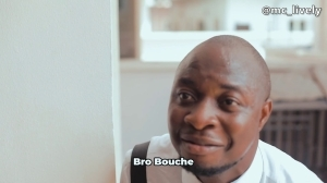 MC Lively - Quarantine Visit Ft. Bro Bouche (Comedy Video)