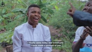 Woli Agba - The Evangelistic Artist (Comedy Video)