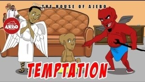 House Of Ajebo – Temptation (Comedy Video)