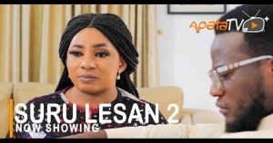 Suru Lesan Part 2 (2021 Yoruba Movie)