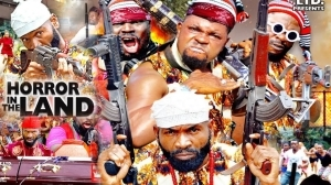 Horror In The Land (2021 Nollywood Movie)