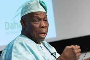 Criminality Now Order Of The Day In Nigeria – Ex-President Obasanjo