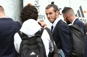Gareth Bale Has Arrived At Madrid Airport As He Inches Closer To A Sensational Return To Tottenham Hotspur