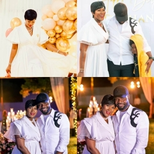 Photos From Actress Stephanie Linus Surprise Birthday Party