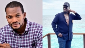 """""""Inspire Oba Youths With Scholarship Abroad Not Spraying Naira In The Air"""" – Uche Maduagwu Tells Obi Cubana"""