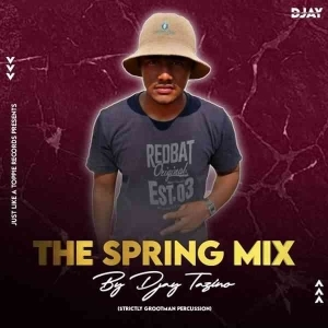 Djay Tazino – The Spring Mix (Strictly Grootman Percussion)