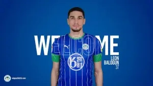 JUST IN!! Super Eagles defender Leon Balogun signs permanent deal with Wigan