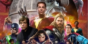 Shazam 2 Director Jokes Sequel Is A DC, Marvel & Star Wars Crossover