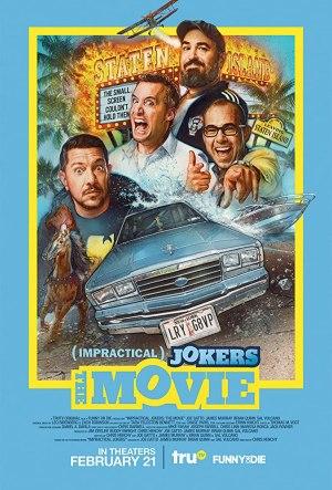 Impractical Jokers: The Movie (2020) Movie)