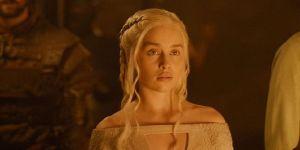 Emilia Clarke Improvised Game of Thrones Season 5 Valyrian Monologue