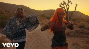 Bia Feat. Lil Durk - SAME HANDS (Video)