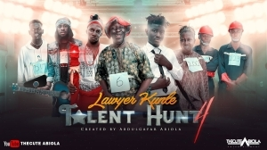 TheCute Abiola - The Talent Hunt [Part 4] (Comedy Video)