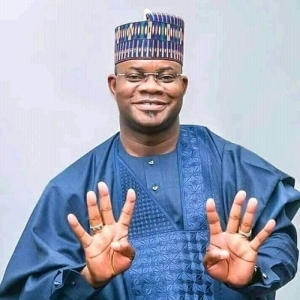 2023: Yahaya Bello Under Pressure To Run For Presidency, Says Kogi Commissioner