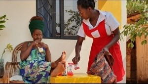 Comedy: Kansiime Anne - Back to school with Latomilk