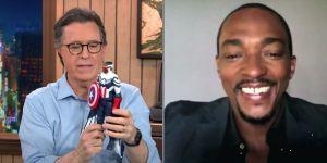 Anthony Mackie Says His Captain America Figure Looks More Like Jamie Foxx