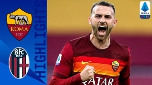 Roma vs Bologna 1 - 0 (Serie A  Goals & Highlights 2021)
