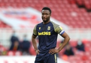 Former Senator Tells Super Eagles Legend Mikel to Leave Stoke City and Join Any Nigerian Club