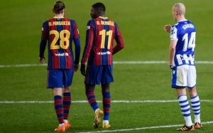 Done deal: Great news for Barcelona as they agree contract extension for breakthrough youngster