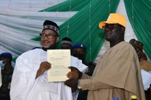2023: Bala Mohammed For President – Northern Youths Endorse Bauchi Gov