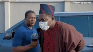 Mr Macaroni - DOUBLE WAHALA (Comedy Video)