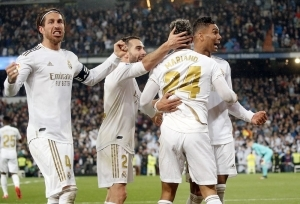 Real Madrid confirm squad to face Chelsea in Champions League semi-final