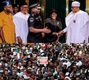 Buhari Increases The Police Force Salary A Day To The June 12 Nationwide Protest – See What This Means