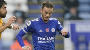 Leicester boss Rodgers defends Maddison after England snub