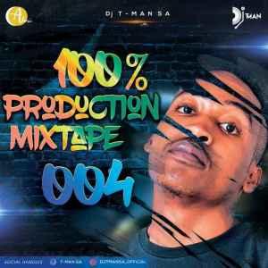 T-MAN SA – 100% Production Mixtape 004