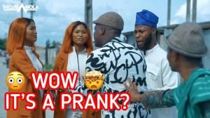 TheCute Abiola - The Prank (Comedy Video)