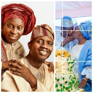 My wife still cooks my food and serves it to me herself - Pastor Adeboye writes on the lessons young ladies can learn from his wife as she turns 72 today