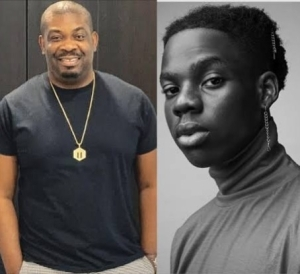 """""""He is passing a message"""" Don Jazzy reacts to Rema"""