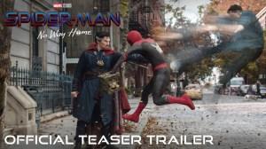 Spider-Man: No Way Home (2021) - Official Trailer