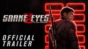 Snake Eyes (2021) - Official Trailer
