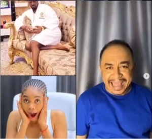 Daddy Freeze Blasts Kpokpogri After Leaked Audio Showed Him Allegedly Talking About His Sexcapades With Jane Mena (Video)