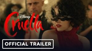 Cruella  (2021)  - Official Trailer 2 Starr. Emma Stone, Emma Thompson