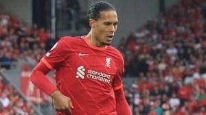 Liverpool defender Van Dijk responds to Haaland praise