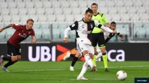 Even The Greatest Miss Penalties – Bonucci Defends Juventus Team-mate Cristiano Ronaldo