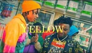 Honeycomb Brazy & Tec – Yellow