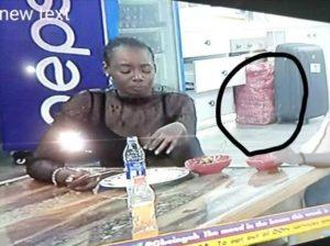 LOL! Ghana Must Go Bag spotted in the Bbnaija Lockdown house. (Photo)