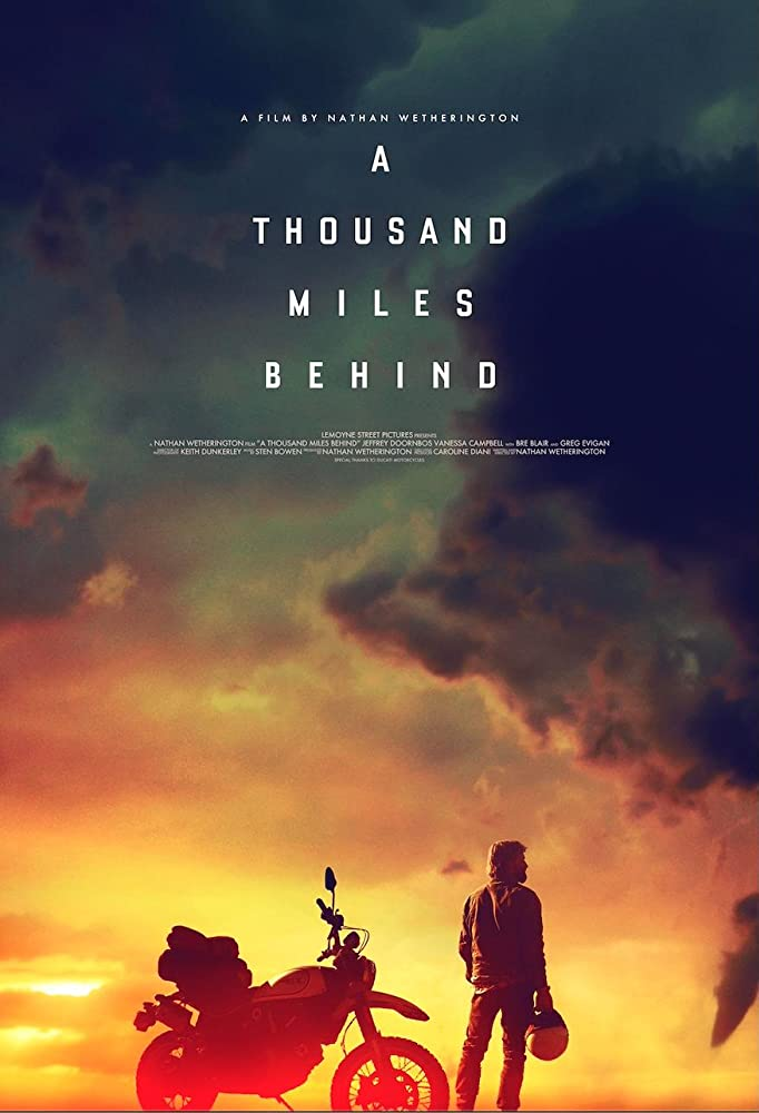 A Thousand Miles Behind (2019) (Movie)