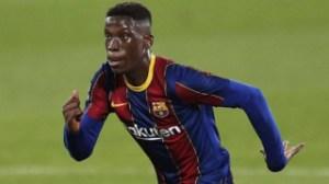 Barcelona intend to offer Ilaix Moriba new contract