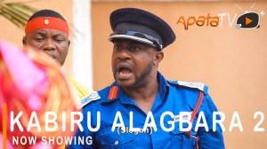 Kabiru Alagbara Part 2 (2021 Yoruba Movie)