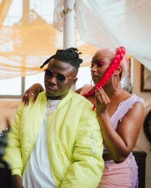 DJ Cuppy – Karma Ft. Stonebwoy (Video)