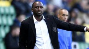 New Crystal Palace boss Vieira happy with preseason kickoff