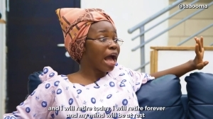 TAAOOMA - Trying To Be Smart  With Your  African Mum (Comedy Video)