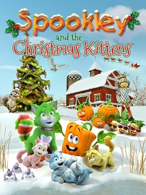 Spookley and the Christmas Kittens (2019) (Animation)