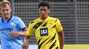 Borussia Dortmund midfielder Bellingham sees Chelsea fullback James as role-model