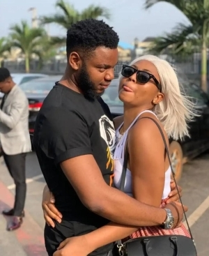"Somadina responds  to his ex-girlfriend, Regina Daniels calling him a ""real one for life"""