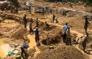 Task Force Bust Illegal Miners In Ondo